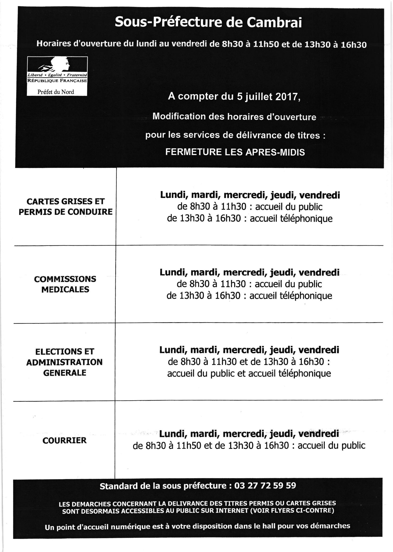horaires-d-ouverture-de-la-sous-prefecture-de-cambrai
