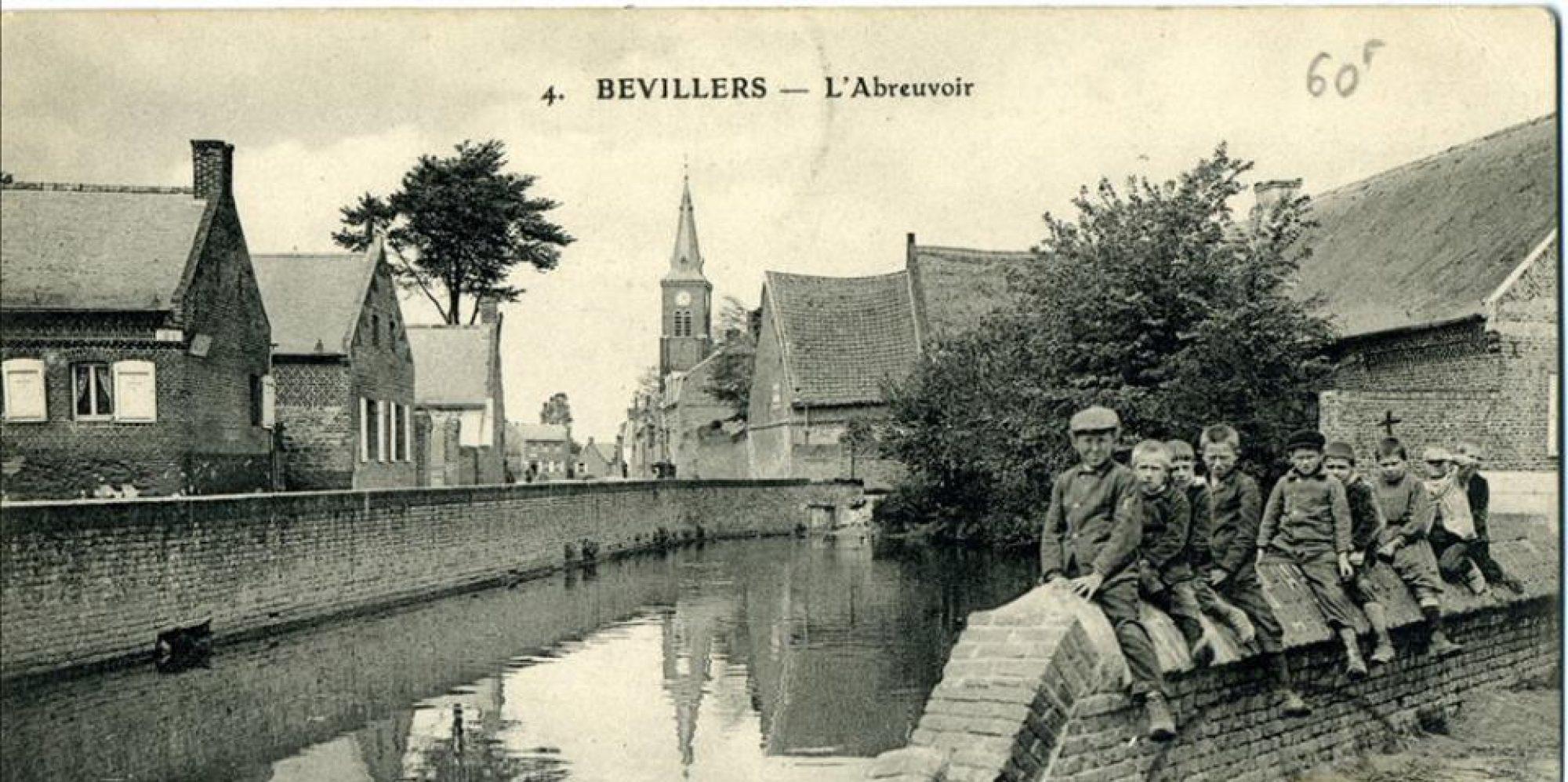 BEVILLERS - NORD